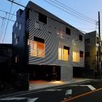 元町の長屋住宅