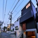 北沢の住宅