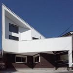 西大井の住宅