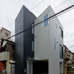 成田東の住宅