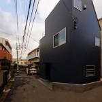 北新宿の住宅