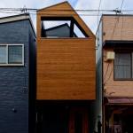 新宿の住宅