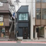 高井戸西の住宅